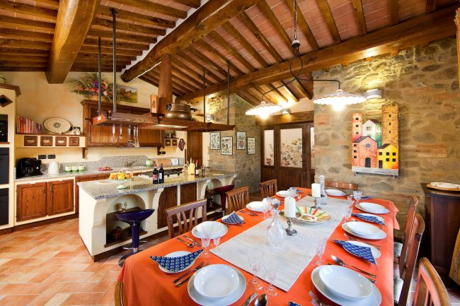 Molino-di-Bordone-Cortona-Tuscany-Luxury-Indipendent-Villa-Rental-Fontanella-Kitchen-view-big
