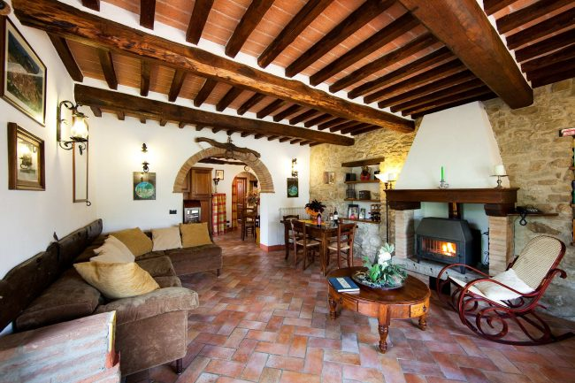 Stalla-Rustica-Kitchen-Cortona-Tuscany-Italy-Villa-Farmhouse-Rental-Molino-di-Bordone-view